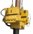 Тандемный вибропогружатель APE Модель 200