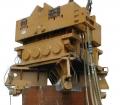 Тандемный вибропогружатель APE Модель 400