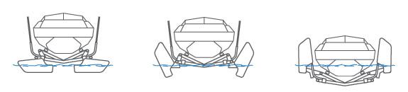Понтонный подъемник FloatLift. Схема