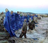 Защита от наводнения в Приамурье