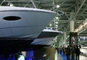Презентация нового шпунта ПВХ Монблан на выставке Moscow Boat Show 2015!